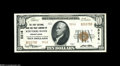 National Bank Notes:Pennsylvania, Schuylkill Haven, PA - $10 1929 Ty. 2 The First NB & TC Ch. #5216 A well centered and fresh Gem Crisp Uncirculated....