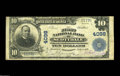 National Bank Notes:Pennsylvania, Scottdale, PA - $10 1902 Plain Back Fr. 626 The First NB Ch. # 4098Although three federally chartered banks were at o...