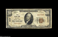 National Bank Notes:Pennsylvania, Sligo, PA - $10 1929 Ty. 1 Sligo NB Ch. # 8946 Pennsylvaniacollectors will celebrate the surfacing of this note, as th...