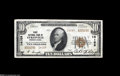 National Bank Notes:Pennsylvania, Sykesville, PA - $10 1929 Ty. 2 First NB Ch. # 14169 A Choice Crisp Uncirculated note we'd have classified as a Gem...