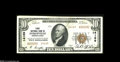 National Bank Notes:Pennsylvania, Sykesville, PA - $10 1929 Ty. 2 First NB Ch. # 14169 A 14000charter series bank that issued only the 1929 Type 2. Ch...