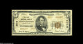 National Bank Notes:Pennsylvania, Bridgeport, PA - $20 1929 Ty. 2 The Bridgeport NB Ch. # 8329 Conshohocken, PA - $5 1929 Ty. 2 The First NB Ch. ... (2 notes)