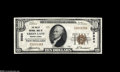 National Bank Notes:Pennsylvania, East Greenville, PA - $20 1929 Ty. 1 The Perkiomen NB Ch. # 5166 Fine-VF Green Lane, PA - $10 1929 Ty. 1 The ... (2 notes)