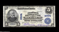 National Bank Notes:Virginia, Rocky Mount, VA - $5 1902 Plain Back Fr. 600 The Peoples NB Ch. #8984 You would be hard pressed to come up with a high...