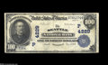 National Bank Notes:Washington, Seattle, WA - $100 1902 Date Back Fr. 692 The Seattle NB Ch. # (P)4229 This bank has supplied many collectors with type...