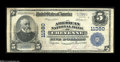 National Bank Notes:Wyoming, Cheyenne, WY - $5 1902 Plain Back Fr. 606 The American NB Ch. #11380 A new piece to the census, and a welcome addition...