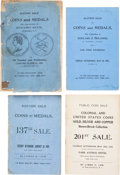 Books, Low, Lyman H. Catalogue of the Valuable and Highly InterestingCollection of Coins, Medals and Tokens, the Property ofBenja...