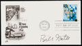 Autographs:Letters, 1996 Bill Gates Signed First Day Cover. ...