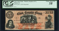 Obsoletes By State:Iowa, Marion, IA- Linn County Bank - Winslow, Stephens & Co. $5 Apr.5, 1861 Oakes 93-3 (2015) Remainder PCGS Choice About New 5...