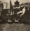 Photographs, Alvin Langdon Coburn (British, 1882-1966). New York (five views), 1908; 1910. Photogravure, Halftone. From 2-1/4 x 7-7/8... (Total: 5 Items)