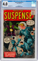 Tales of Suspense #1 (Marvel, 1959) CGC VG 4.0 Cream to off-white pages