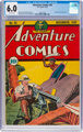 Adventure Comics #45 (DC, 1939) CGC FN 6.0 Off-white pages