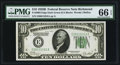 Small Size:Federal Reserve Notes, Fr. 2002-E $10 1928B Federal Reserve Note. PMG Gem Uncirculated 66 EPQ.. ...