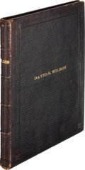 Books, Chapman, S.H. Catalog of the Magnificent Collection of the Gold,Silver and Copper Coins of the United States Formed b...