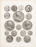 Books, Chapman, S.H. and H. Catalogue of the Celebrated and ValuableCollection of American Coins and Medals of the LateChar...
