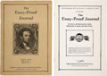 Books, Essay-Proof Society. The Essay-Proof Journal. ...