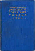 Books, Raymond, Wayte. The Standard Catalogue of United States Coins and Currency from 1652 to Present Day.. Eighte...