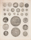 Books, Elder, Thomas L. Catalogue of the Thirteenth Public Auction Saleof Coins, War Medals, Jackson Tokens, Paper Money, Fo...