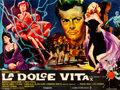 Movie Posters:Foreign, La Dolce Vita (Columbia, 1961). Full-Bleed British...