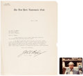 Books, Newman, Eric P. Correspondence with F.C.C. Boyd. ...