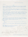 Books, Newman, Eric P. Correspondence with Walter H. Breen. ...