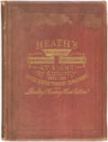 Books, Heath, Laban. Heath's Greatly Improved and Enlarged InfallibleGovernment Counterfeit Detector, at Sight.. Boston and Wa...