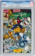Modern Age (1980-Present):Superhero, The Amazing Spider-Man #360 (Marvel, 1992) CGC NM/MT 9.8 White pages....