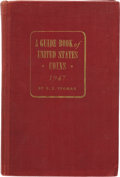 Books, Yeoman, R.S. A Guide Book of United States Coins. Catalogand Price List--1616 to Date......