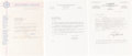 Books, Newman, Eric P. Correspondence on United States Federal Coinage. ...