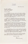 Books, Newman, Eric P. Correspondence with Philip H. Chase. ...