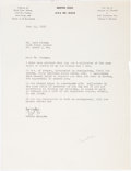 Books, Newman, Eric P. Correspondence with George and Melvin Fuld....