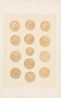Books, Cogan, Edward. Catalogue of Coins and Medals, the Property ofMortimer Livingston Mackenzie, Esq....