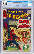Silver Age (1956-1969):Superhero, The Amazing Spider-Man #15 (Marvel, 1964) CGC FN+ 6.5 Off-whitepages....