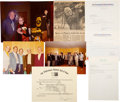 Football Collectibles:Others, Mike Michalske Scrapbook, with Photos, Clippings and more....
