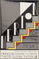 Roy Lichtenstein (1923-1997) Merton at the Movies, 1968 Screenprint in colors on silver foil paper 30 x 20 inches (76...