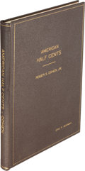 """Books, Cohen, Roger S., Jr. American Half Cents: """"The Little HalfSisters."""" A Reference Book on the United States Half CentC..."""