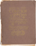 Books, Elder, Thomas L. Catalogue of the Splendid Rare Coin Collection of the Late Henry C. Miller, Esq. New York, May 26-29, 1...