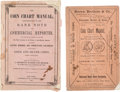 Books, Thompson, J. [original publisher]. The Coin Chart Manual. Supplementary to Thompson's Bank Note and Commercial Reporte...