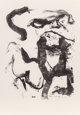 Willem de Kooning (1904-1997) Figure at Gerard Beach, 1971 Lithograph on wove paper 40 x 28-1/4 inches (101.6 x 71.8