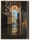 Prints & Multiples, Richard Estes (b. 1932). Cathedral, 1981. Screenprint in colors, on Fabriano Cotone paper. 20 x 14-5/8 inches (50.8 x 37...