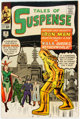 Tales of Suspense #43 (Marvel, 1963) Condition: Apparent FN