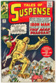 Tales of Suspense #44 (Marvel, 1963) Condition: FN