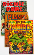 Golden Age (1938-1955):Miscellaneous, Golden Age Miscellaneous Comics Group of 22 (Various Publishers, 1941-54) Condition: Average PR.... (Total: 22 Comic Books)