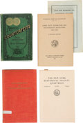 Books, Burnham, Capt. Geo. P. American Counterfeits. How Detected, and How Avoided... Springfield, 1875. Small 8vo, original in...