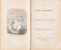 """Books, American Sunday-School Union [publisher]. The Four Pistareens;or, """"Honesty Is the Best Policy."""" Philadelphia, 1837. 16m..."""