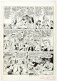 Joe Kubert (attributed)Speed Comics #32 Story Page 4 Original Art (Harvey, 1944).... (1)
