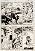 Mike Vosburg and Chic Stone The Savage She-Hulk #2 Story Page 15 Original Art (M Comic Art