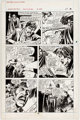 Dick Ayers and Vince Colletta Giant-Size Kid Colt #3 Page 24 Original Art (Marvel, 1975)