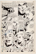 Original Comic Art:Panel Pages, Neal Adams The Brave and the Bold #83 Story Page 17 OriginalArt (DC, 1969)....