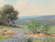 Robert William Wood (American, 1889-1979) Springtime in Texas Oil on canvas 12 x 16 inches (30.5 x 40.6 cm) Signed l...